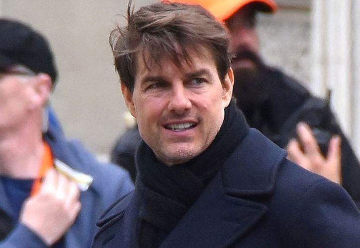 El actor recientemente regresó al set de filmación tras recuperarse de una lesión en el tobillo. (Foto: Tu Derecho a Saber)