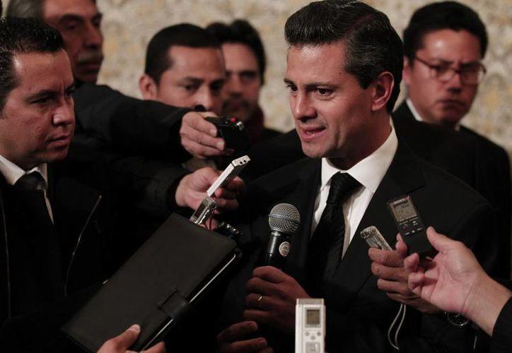 Sobre el Papa señaló que el que sea latinoamericano será un referente de unidad e integración de América Latina. (Notimex)