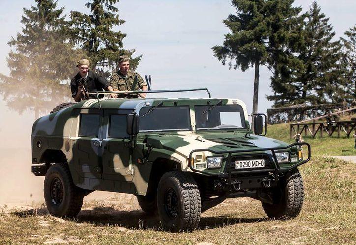 En los simulacros, los militares rusos se entrenarán para misiones tanto en zonas urbanas, como en montaña. (zonamilitar.com.ar)