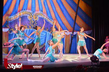 Festival de danza en el Teatro de Cancún