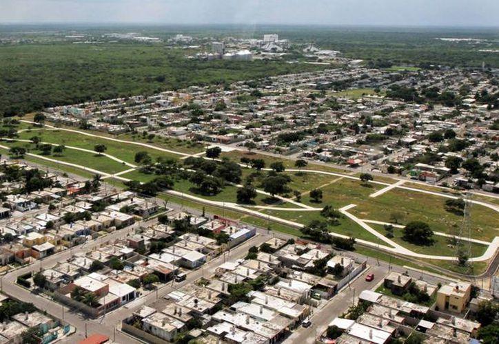 El Parque Lineal Metropolitano, además de ser un pulmón de Mérida, tendrá un área con Internet gratuito. (Milenio Novedades)