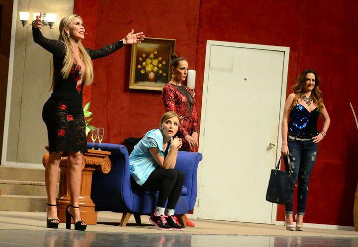 """Hijas de su madre"""" se presentará el día de hoy en el teatro José Peón Contreras ,en dos únicas funciones a las 7:00pm y 9:30pm. (Tomada del Diario de Ciudad Victoria)"""