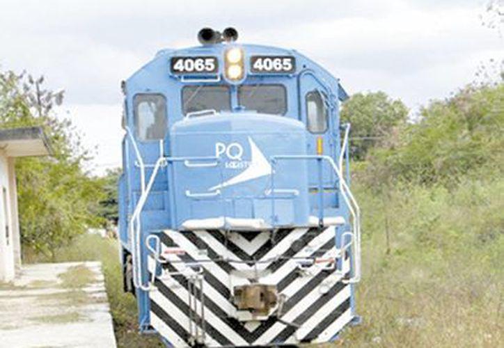 Los trenes a diésel de tecnología avanzada, son capaces de alcanzar 160 kilómetros por hora, con una velocidad promedio de 110 kilómetros por hora. (Milenio)