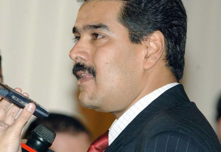 Maduro denuncia que 'el imperio' de Estados Unidos ataca constantemente a su gobierno intentando debilitar la revolución bolivariana. (Archivo/Notimex)