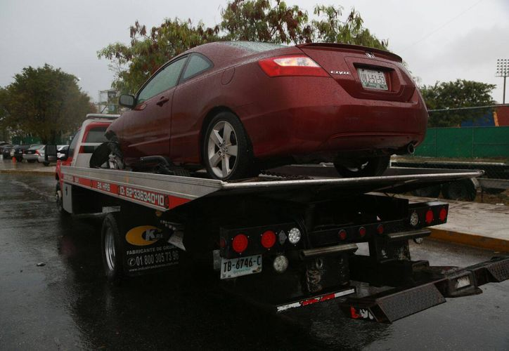 No guardar la distancia de seguridad es una de las principales causas de los accidentes. (Cortesía)