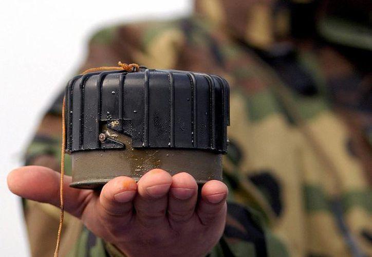 Estados Unidos anunció que no producirá ni adquirirá más minas antipersonales, ni siquiera para reemplazar su inventario actual. (EFE/Archivo)