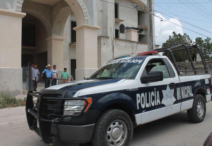 De acuerdo con las autoridades municipales, continúan con los trámites para dar seguro social a los trabajadores. (Carlos Castillo/SIPSE)