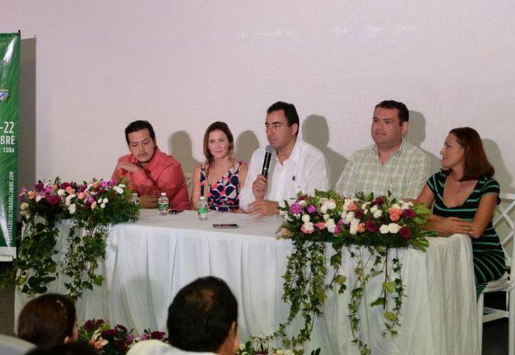 El Festival fue presentado en conferencia de prensa en Chetumal. (Redacción/SIPSE)