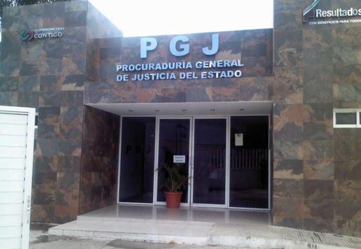 Desaparición de menores mantiene en actividad a las autoridades de la Procuraduría. (Eric Galindo/SIPSE)