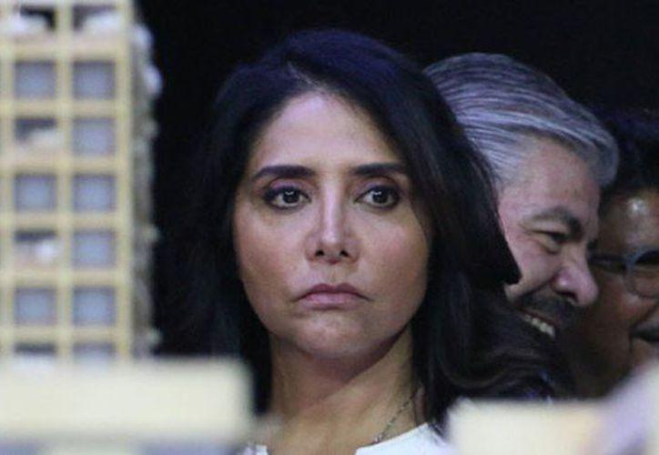 Alejandra Barrales insiste en el 'voto útil'. (Foto: Político MX)