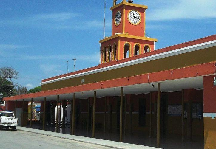 El presidente municipal de Ixil, José Efraín Aguilar, destacó que era la primera vez que se presentaba una solicitud de este tipo en Yucatán. (Milenio Novedades)