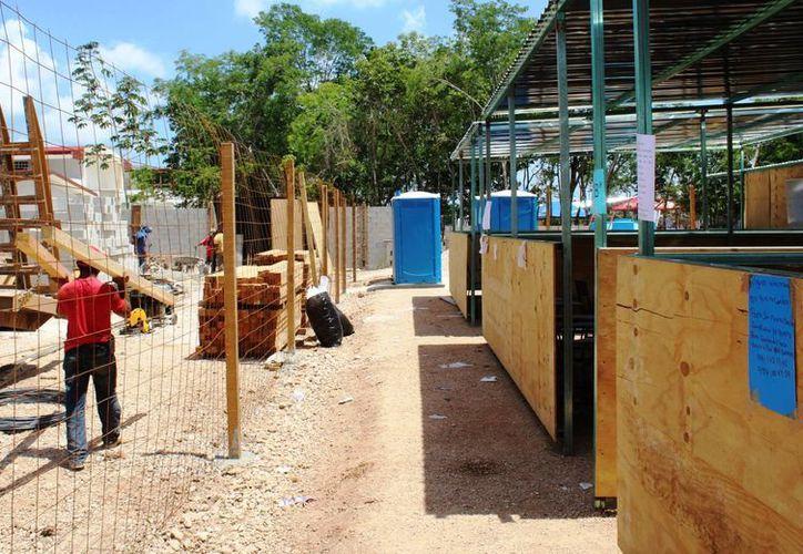 Alumnos tendrán que esperar en las  nueve escuelas de nueva creación. (Adrián Barreto/ SIPSE)