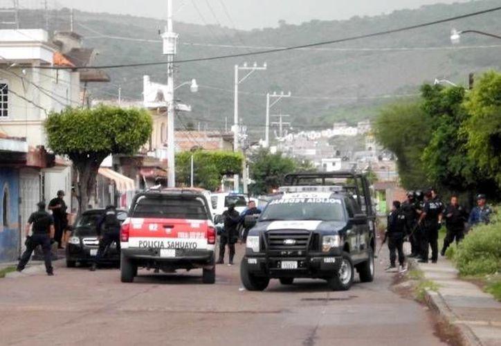 Los agentes ministeriales atacados a balazos en El Terrero, en Buenavista de Tomatlán, fueron agredidos a las 13:00 horas. (Agencias/Foto de contexto)