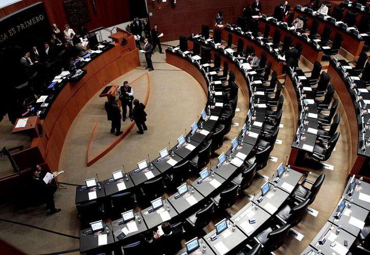 Diputados de izquierda piden no legislar de manera apresurada la minuta sobre movilidad. (Notimex)