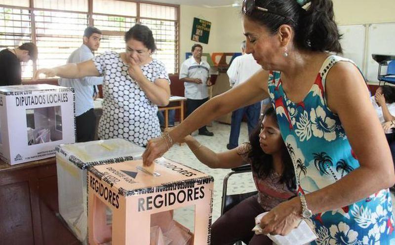 Iepac resalta la   participación de las yucatecas. (Milenio Novedades)