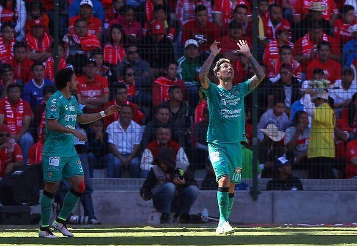 La Liga MX ha solicitado la venta de los Jaguares de Chiapas, ya que enfrentan una seria crisis económica.(Notimex)