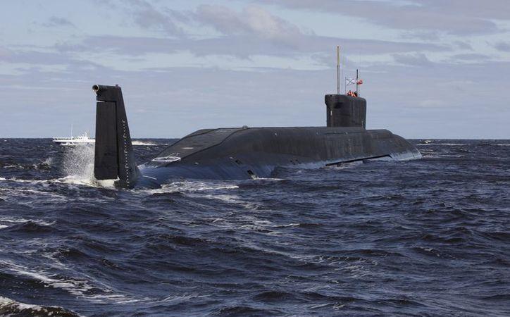 La Marina rusa aprobó la navegación del submarino tras una serie de pruebas. (Agencias)