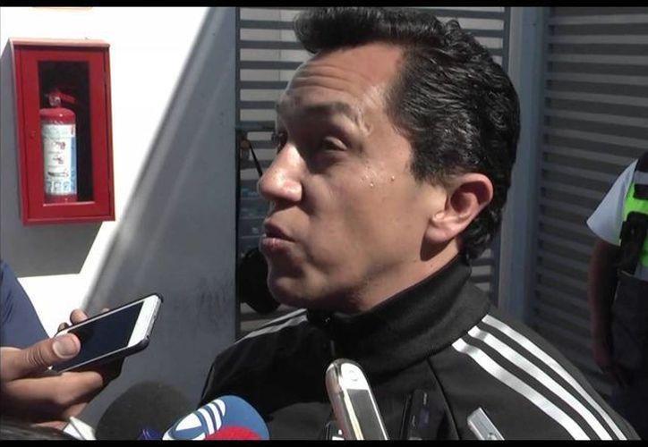 Jesús López Chargoy, presidente del Puebla, detalló como afectarían los nexos políticos de Cuauhtémoc Blanco al club camotero. (vebidoo.es)