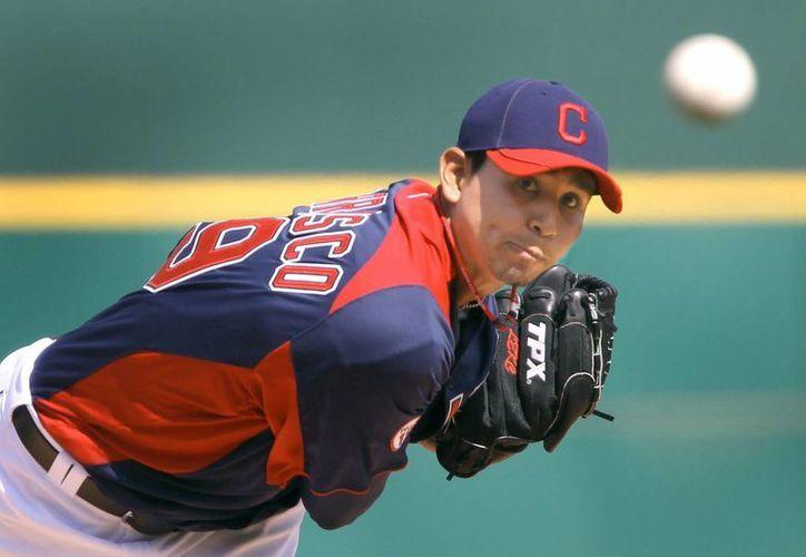 El abridor venezolano es el nuevo jugador de Indios de Clevelend, ahora que inicia la temporada de la MLB. (Cleveland.com)