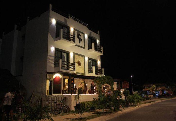 Los hoteles de la Costa Maya se mantienen con reservación del 100%. (Harold Alcocer/SIPSE)