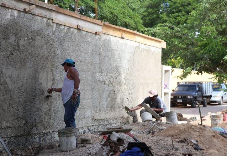 El sector de la construcción genera importante derrama y fuentes de empleo. (Daniel Sandoval/Milenio Novedades)