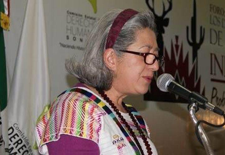 Por más que Teresa Paniagua pidió que su expresión no se tome fuera de lugar, fue destituida de su función. (plazadearmas.com.mx)