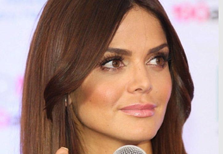 La ex reina de belleza de 2002 debutó como mamá el 16 de octubre de 2014. (Internet/Contexto)