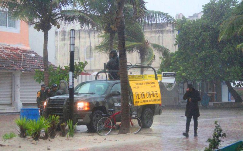 Alerta en Florida por la llegada de la tormenta Nate