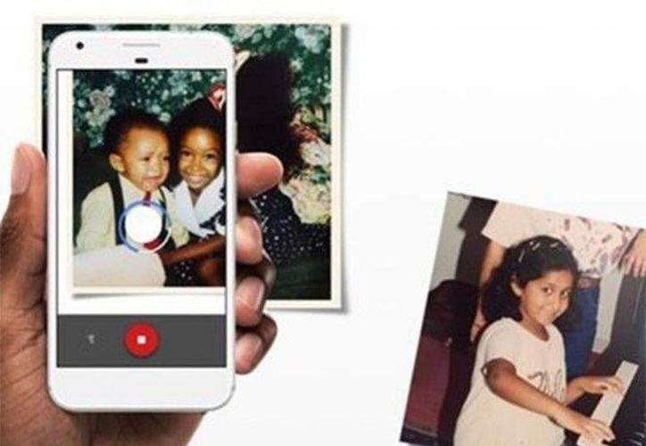 Photo Scan te permitirá hacer copias digitales de imágenes impresas utilizando la cámara de tu smartphone o tablet. (Foto tomada de excelsior.com.mx)