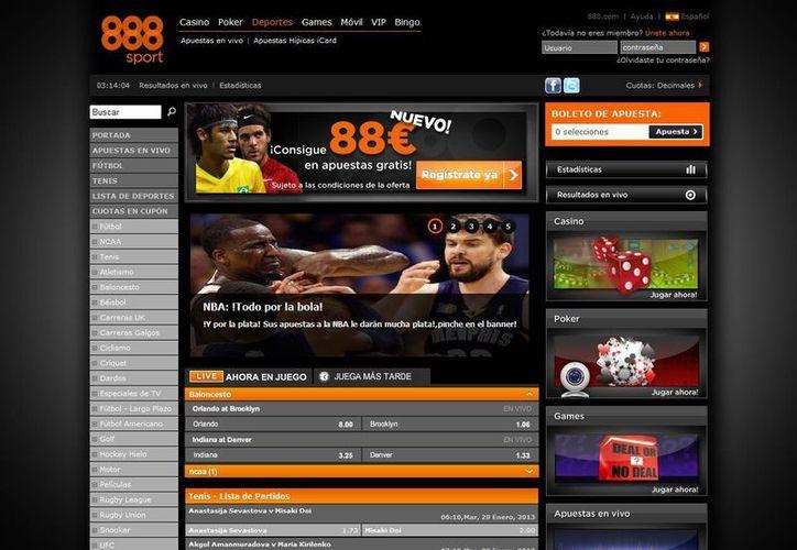 Estados Unidos y Antigua y Barbuda han forcejeado durante varios años por la legalidad de la participación de estadounidenses en los casinos en línea. (888sport.com)