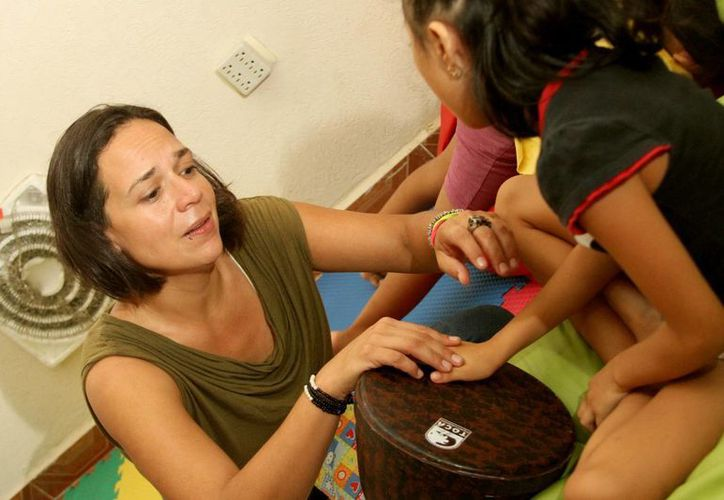 El 2 de abril fue implementado a nivel nacional  como el Día Nacional de la Integración de las Personas con Autismo. (Octavio Martínez/SIPSE)