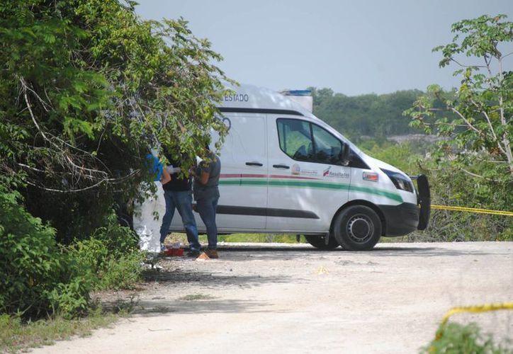 El cuerpo fue hallado en la colonia El Jordán. (Redacción)