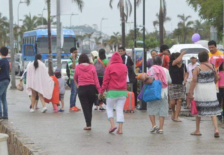 En la región del Pacífico Sur hay altas probabilidades de lluvias. (Notimex/Archivo)