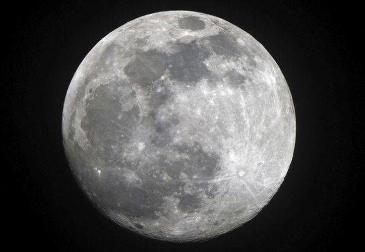 El planeta Venus y la Luna son los astros más brillantes después del Sol. (Foto de contexto/SIPSE)