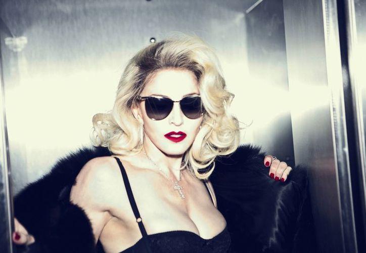 La película de Madonna llevará por título 'Blond ambition'. (Foto: Contexto/Internet)