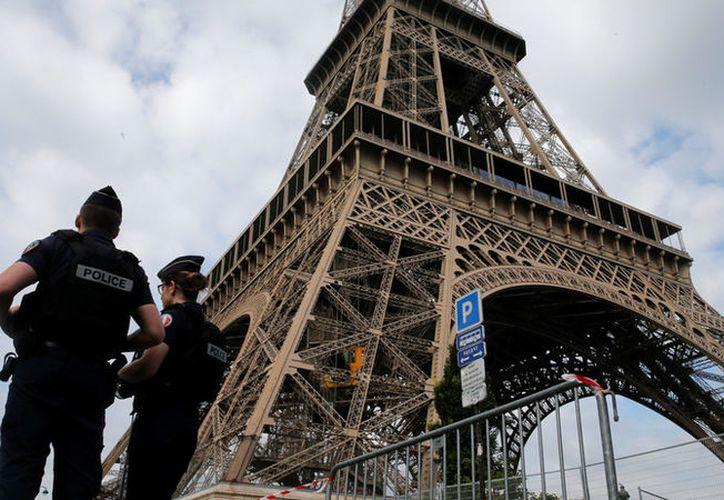La orden de detención llega en un momento delicado en las relaciones franco-sauditas. (Pascal Rossignol / Reuters)