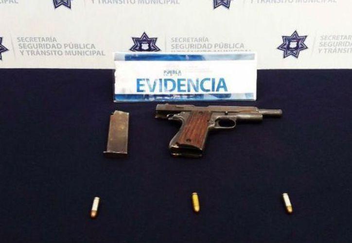 El asesino ingresó a la Institución, se dirigió a las oficinas de Corvera Guzmán y le disparó en dos ocasiones. (Archivo).