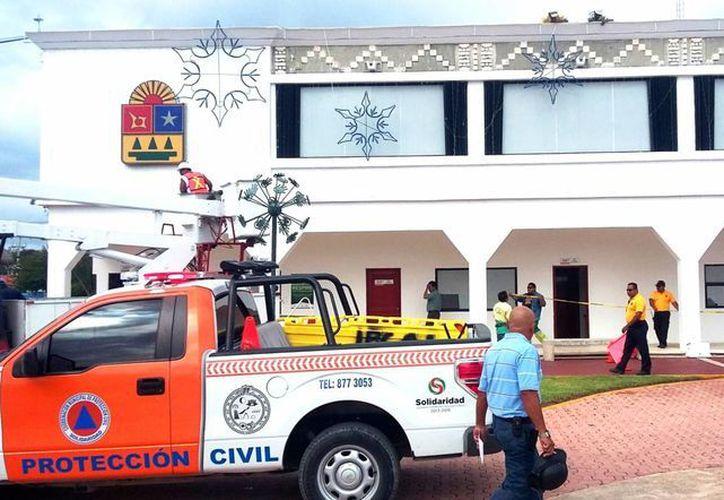 Protección Civil estima que en septiembre estará actualizado el Atlas de Riesgos de Solidaridad. (Daniel Pacheco/SIPSE)