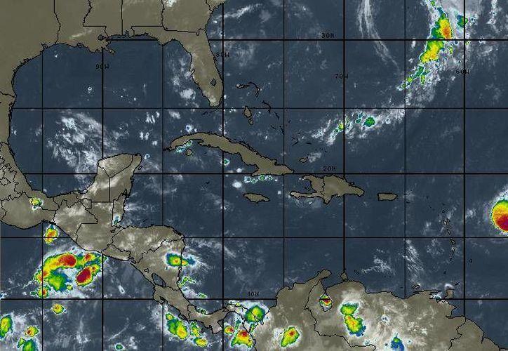 Existe un 60% de probabilidad de lluvia para la región. (Redacción/SIPSE)