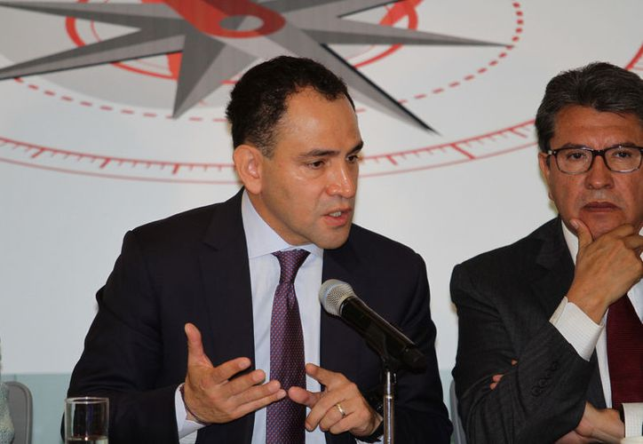 """""""Queremos ratificar que vamos a seguir una política fiscal responsable y consistente"""", indicó el titular de la SHCP."""
