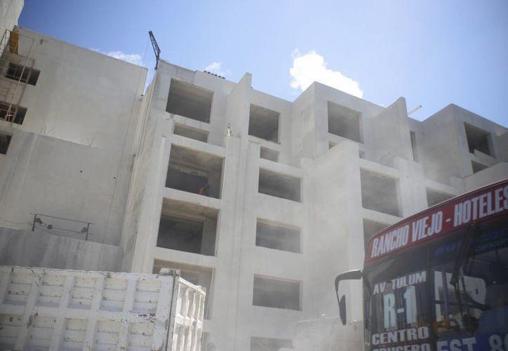 La zona hotelera de Cancún prepara apertura de hoteles. (Israel Leal/SIPSE)