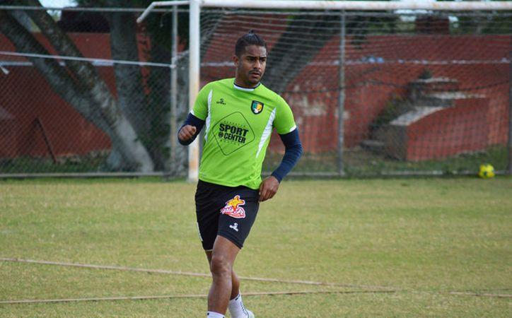 Luis Sánchez ha sido uno de los futbolistas más utilizados en el cuadro titular del equipo de Bruno Marioni. (Milenio Novedades)