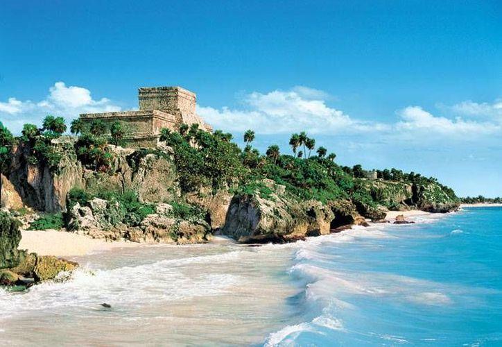 La Riviera Maya y Cancún son promocionados durante el Mundial de Fútbol, informó la Secretaría de Turismo.  (Internet/www.esmx.org)