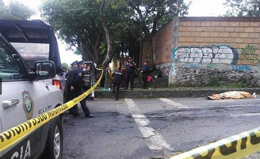 El atraco y homicidio en la vía pública contra los servidores públicos del DF ocurrió el 4 de febrero. (Excelsior.com,mx/Foto de contexto)