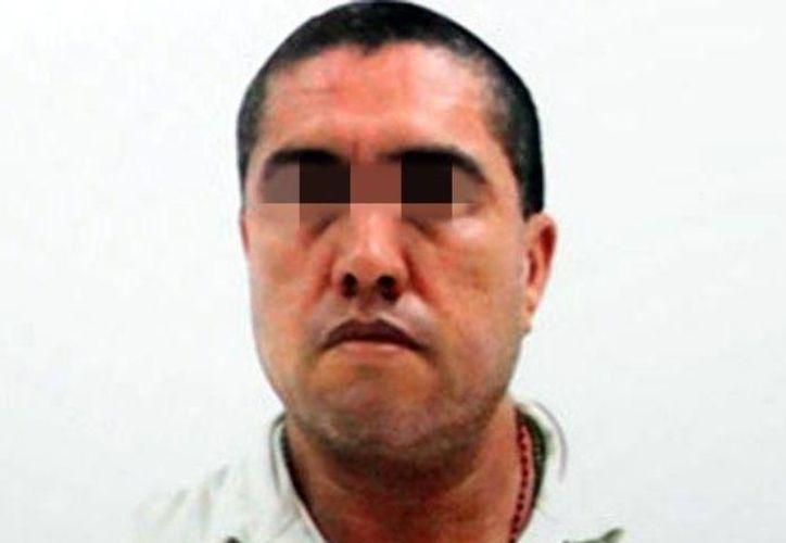 """""""Bety la Fea"""" fue detenido el 31 agosto de 2013 por la Policía Federal. (Debate)"""