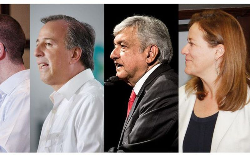 Conoce las propuestas de los candidatos por la presidencia de México. (Especial)