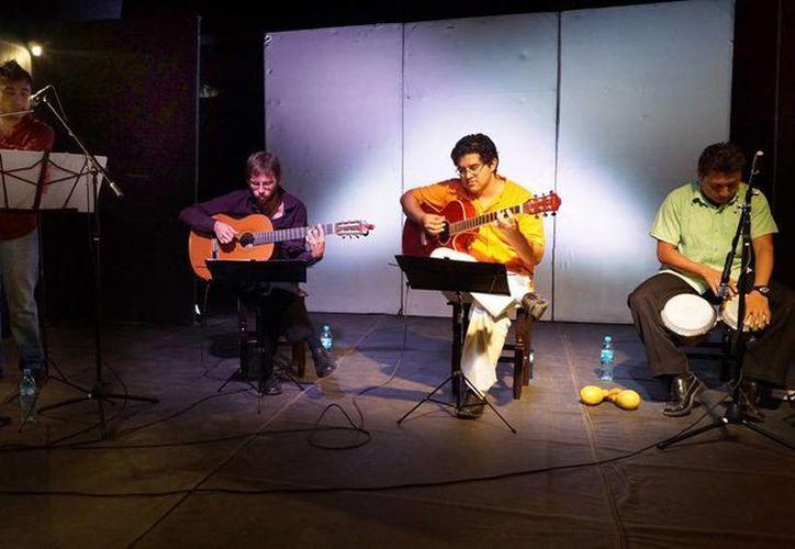 El ensamble La música del Mayab se presentará el próximo sábado a las 19:00 horas en La Ibérica, como parte del Festival Primavera Cultural 2015. (Milenio Novedades)