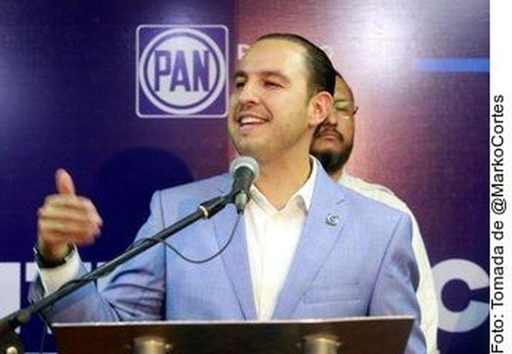 Andrés Manuel López Obrador ha tomado decisiones equivocadas, dijo el panista. (Foto: Reforma)