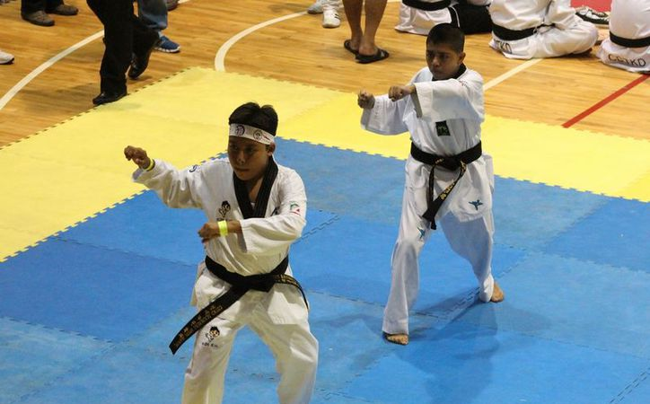 Los competidores tendran fogueo con deportistas de estados del Sureste. (Raúl Caballero/SIPSE)