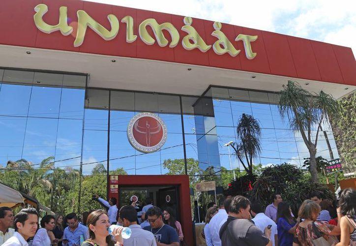 La Unimaat es la número 21 que se abre en el municipio de Benito Juárez. (Jesús Tijerina/SIPSE)